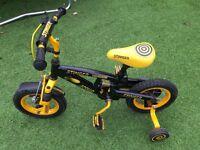 Kids Bike with stabilizers