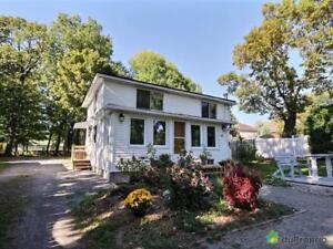 249 900$ - Maison 2 étages à vendre à Pincourt