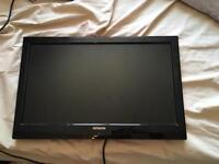 "Hitachi 22"" HD TV"