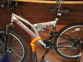 Child's mountain Bike for sale.