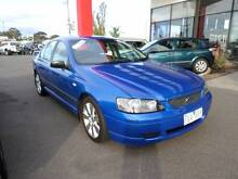 2005 Ford Falcon Sedan Traralgon Latrobe Valley Preview