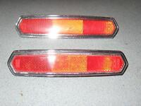 1968 Ford Mustang Rear Fender Lamps