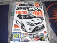 Fast Ford Magazines