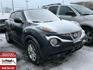 2012 Nissan Juke *SL*SUNROOF*ALLOYS*TRANS*