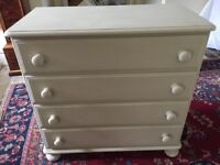 Small chest of drawers - £25