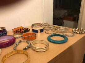 Big costume jewellery collection