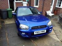 Subaru Impreza Sport 2005