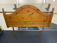 Pine Headboard - Can Deliver