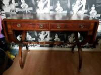 Beautiful vintage wooden table (dressing or dinner)