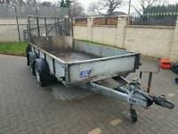 Ifor Williams 2014 gd105 with ramp door