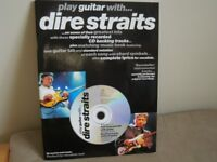 PLAY GUITAR WITH DIRE STRAITS