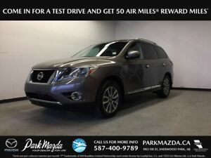 2014 Nissan Pathfinder SL 4WD - Bluetooth, Remote Start, Backup