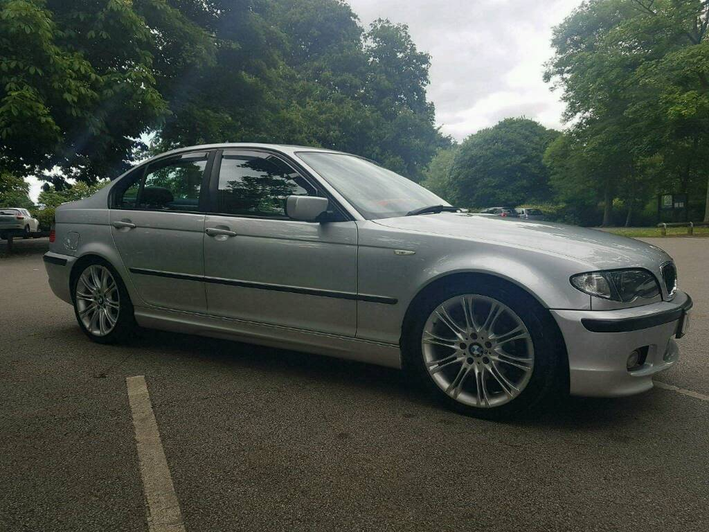 bmw e46 320d facelift in rawmarsh south yorkshire gumtree. Black Bedroom Furniture Sets. Home Design Ideas