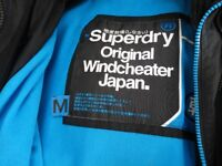 Superdry Hooded Arctic SD-Windcheater - Medium (would also fit youth)