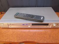 SONY DVD PLAYER PLUS ABOUT 100 FREE FILMS