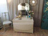 Lovely vintage retro dressing table