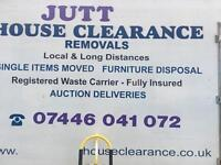 MAN AND VAN IMAGINE TROUBLE FREE MOVING SERVICES VISIT OUR WEBSITE JUTT REMOVALS