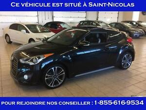 Hyundai Veloster Turbo Gps Cuir Toit Ouvrant 2016