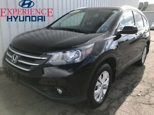 2014 Honda CR-V Touring ALL WHEEL DRIVE | VERY LOW KMs | AWESOME
