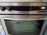 Stainless steel built in oven DIPLOMAT, was £280, CLEAN. delivery is available