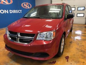 2016 Dodge Grand Caravan SE/SXT STOW N' GO/ POWER GROUP/ BLUE...