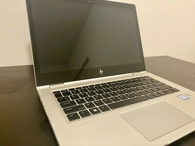 HP EliteBook x360 1030 G2 Intel i7-7600U @2.9GHz 16.0GB Win 10 Pro Touchscreen