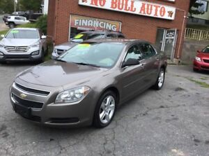 2011 Chevrolet Malibu LS Only 127000kms, Undercoated!