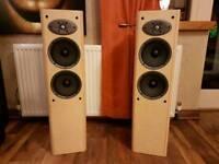 Celestion f28 floorstanding speakers