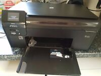 HP Photosmart B110a All-in-One Inkjet Printer NOT WORKING FOR PARTS ONLY