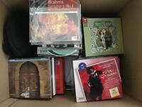 Classical CD collecton