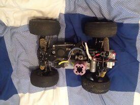 loads of nitro car stuff