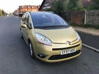 Automatic Diesel 2008 Citroen C4 Grand Picasso 7 seater