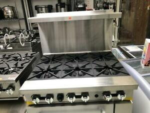 CHEF 6 BURNER STOVE