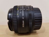 Nikon 50MM f/1.8D, Immaculate Condition!!!, £100 ON NEAR OFFER!!!