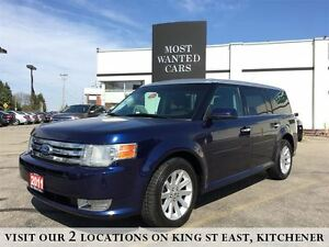 2011 Ford Flex SEL | DUAL ROOF | 7 PASS | HEATED SEATS