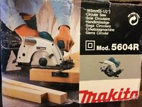 Brand New Makita Circular Saw 165mm Blade Skill Saw