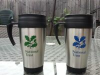 "National Trust"" Insulated Mugs"
