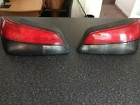 306 rear lights