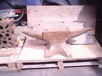 anvil double pointer