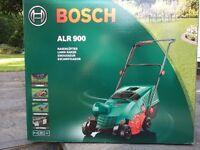 bosch alr900 lawnraker as new boxed/unused