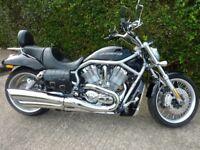 Harley Davidson V Rod 2011
