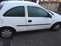Vauxhall Corsa 1l automatic