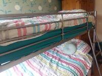 Bunk beds, excellent condition