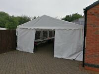 Marquee Hire 5m x 10m