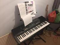 Casio Keyboard & Stand - CTK 700