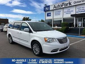 2016 Chrysler Town & Country Touring| Leather |Alloys | Aux| Pow