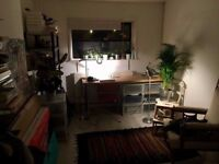 Manor House Sublet - Awesome double room in warehouse community