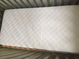 Mothercare cot mattress