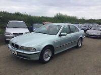 BMW 5 SERIES SE TOP OF THE RANGE SAT NAV ,TV FULL LEATHER MULTI CD ALLOYS AIR SUPERB DRIVER LUXURY