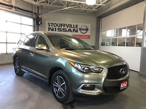 Infiniti Qx60 luxury  alloy wheels and power sunroof 2016